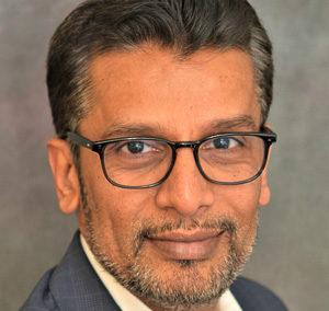 Ismail Quryshi, M.D., F.A.C.P., C.M.D.